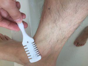 ギャツビー ボディトリマー 風呂場 処理