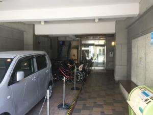 サラ 京都 入口