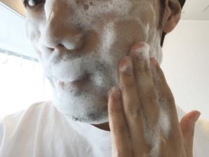 ZIGEN 洗顔料 使い心地
