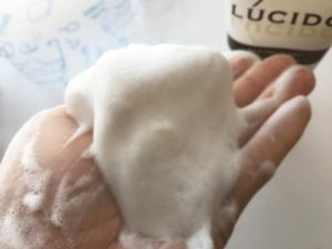 ルシード 洗顔料 泡