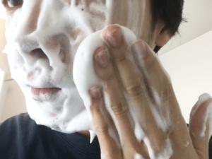 ルシード 洗顔料 顔