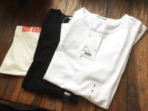 ユニクロ Tシャツ