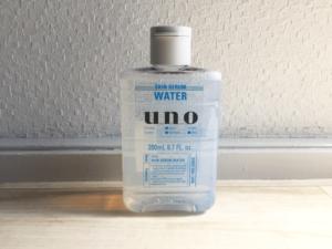ウーノ 化粧水 正面