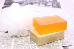 洗顔ネット 石鹸