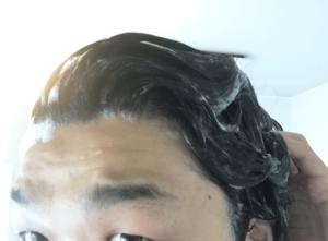 ウーマ シャンプー 髪アップ