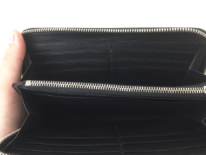 メンズ 財布 土屋鞄 カードポケット